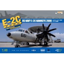 Kinetic 48016 E-2C Hawkeye 2000 US Navy