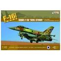 Kinetic 48006 F-16I Sufa Force aérienne israélienne
