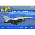 Kinetic 48008 F-16F Block 60 Emirats Arabes Unis
