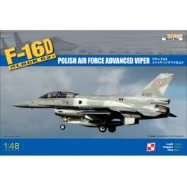 Kinetic 48010 F-16D Block 52+ Force aérienne polonaise