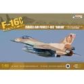 Kinetic 48012 F-16C Block 40 Barak Force aérienne israélienne