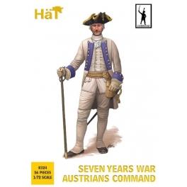 Hät 8324 Commandement autrichien Guerre de 7 ans