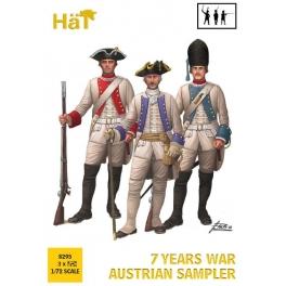 Hät 8295 Echantillon Autrichiens Guerre de 7 ans