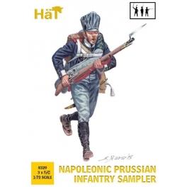 Hät 8329 Echantillon Infanterie prussienne Guerres napoléoniennes