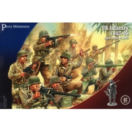 Perry Miniatures US1 Infanterie américaine 1942-45