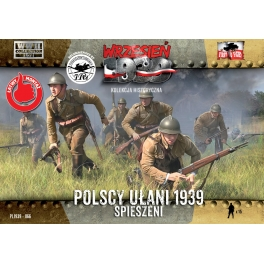 First to Fight 66 Uhlans polonais 1939