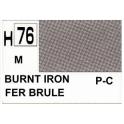 Gunze H076 Fer brûlé métallisé