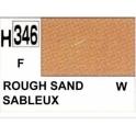 Gunze H346 Jaune sable route