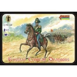 Strelets 063 Russian crimean dragoons