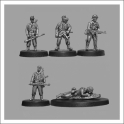 CP TQD GH16 Grenadiers with anti-tank weapons