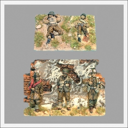 CP TQD US04 US infantry casualties – dead & wounded