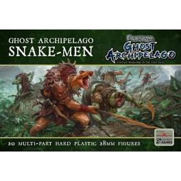 North Star FGAP02 Hommes-serpents