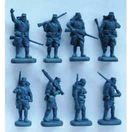 Strelets 192 Patrouille du désert de la Légion Etrangère Guerres coloniales