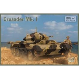 IBG 72065 Char britannique Crusader Mk.I