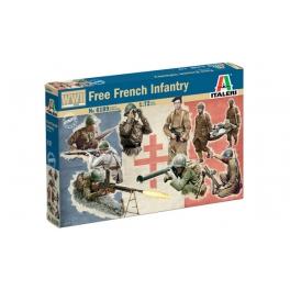Italeri 6189 Infanterie française FFL (réédition)