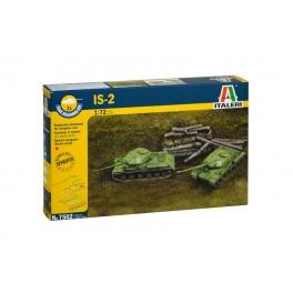 Italeri 7502 Char soviétique ISU-52