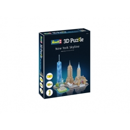 3 D PUZZLES- Monuments de New York