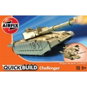 Quickbuild - tank Challenger (desert)
