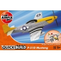 Quickbuild - Mustang P-51D