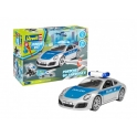 Revell junior - Porsche 911 modèle police