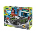 Revell junior - Roadster avec tuning
