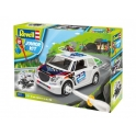 Revell junior - voiture de rallye
