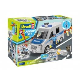 Revell junior - Camion de police