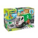 Revell junior : Camion poubelles