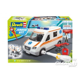 Revell junior : Ambulance