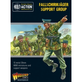 Warlord Games 402212106 Groupe support Parachutistes allemands