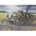 Char Hotchkiss H39 véhicule de commandement