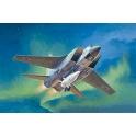 Trumpeter 01697 Chasseur russe MiG-31BM avec missile ballistique KH-47M2