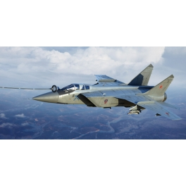 Trumpeter 01680 Chasseur russe MiG-31B/BM 'Foxhound'