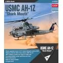 Academy 12127 Hélicoptère AH-1Z USMC 'Shark Mouth'