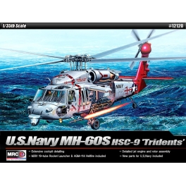 Academy 12120 Hélicoptère MH-60S US Navy 'Tridents'