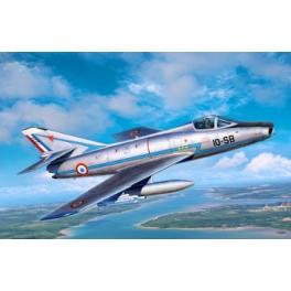 Frrom FR0035 Dassault Super Mystère B2 - Version initiale