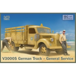 IBG 72071 Camion allemand V3000S