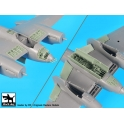 Blackdog A72052 1\72 De Havilland Mosquito Mk VI Big set
