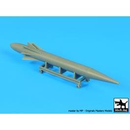 Black dog A72062 1/72 AGM 48 Skybolt