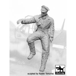 Black dog F32066 1\32 German Luftwafe pilot N°6