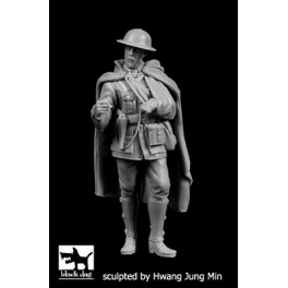 Black dog F35204 1/35 British soldier WW I N°3