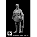 Black dog F35205 1/35 British soldier WW I N°4
