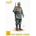 Hät 8199 Chasseurs allemands (jaegers) 1914 (réédition)