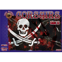 Dark Alliance 72043 Corsaires - Set 1