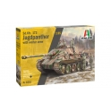 Italeri 6564 Jagdpanther + 5 figurines tankistes allemands