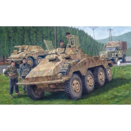 Dragon 6879 Sd.Kfz.234/1 (2cm) Edition Premium