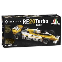 Italeri 4707 Renault RE20 Turbo