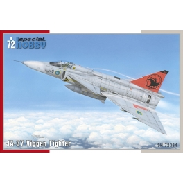 Special Hobby 72384 Chasseur suédois Saab JA-37 Viggen