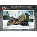 "Thunder Model 35400 Tracteur soviétique ChTZ S60 ""Stalinetz"""