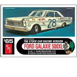 AMT 723 - Ford Galaxie Stock Car 1/25